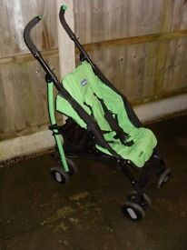 chicko push chair