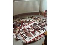 South American rugs / wall hangings