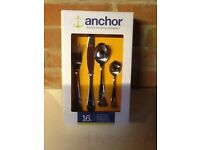 Brand new boxed 16 piece Anchor cutler set