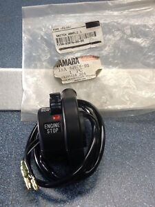 NOS Yamaha Run Switch for XT125/250