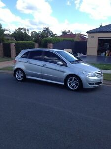 Mercedes C class wheels currently on a B class 17 inch Browns Plains Logan Area Preview