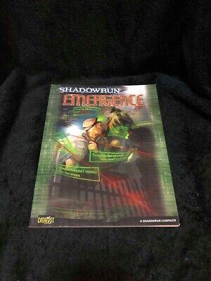 Shadowrun: Emergence (2007, Paperback)