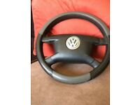 VW T5 Transporter Steering Wheel