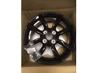 Brand new genuine Nissan Note/Micra 15 inch alloy wheels .