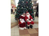 Santa Claus Wanted for Weekend Work - Nov & Dec