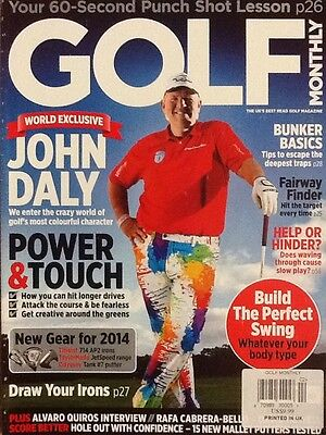 Golf Monthly Magazine - Golf Monthly Magazine
