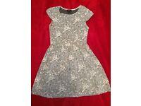 Top shop size 10 dress
