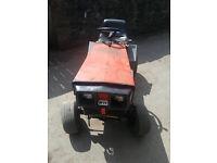 westwood ride on mower spares or repair