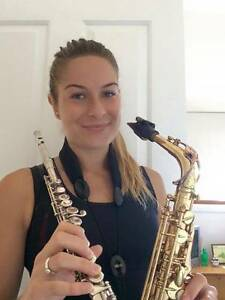 Malina Kelderman Saxophone and Flute Tuition Manly Vale Manly Area Preview