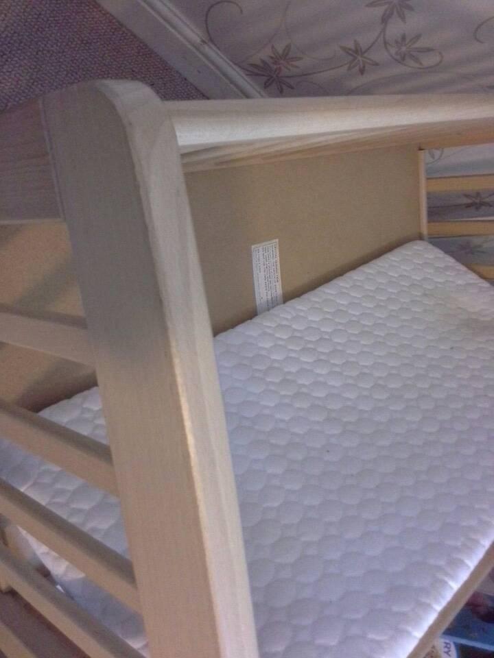 Mamas and pupas crib