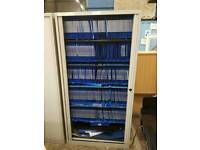 File storage tambour units