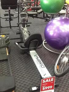 Rower recumbent bike all in one Malaga Swan Area Preview