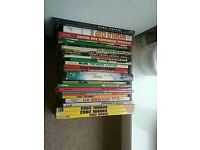 30 Football Books and Annuals
