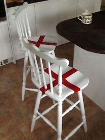 Breakfast bar stools