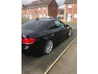 09 BMW m sport auto