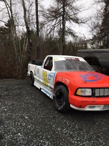 Race truck for sale or trade