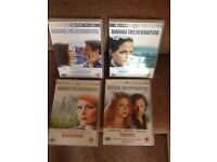 4 X Barbara Taylor Bradford dvds