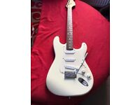 Fender Squier Affinity Stratocaster Chinese 1998 Rare & Bag *Will Post