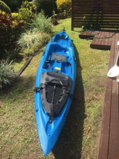 Malibu X-13 fishing Kayak plus gear Yorkeys Knob Cairns City Preview