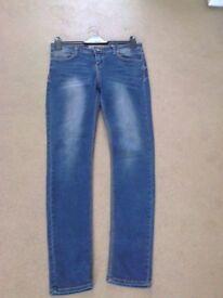 ladies denim co jeans size 10