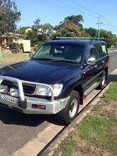 2002 Dual Fuel Toyota LandCruiser Wagon Kingscliff Tweed Heads Area Preview