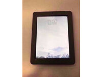 APPLE IPAD 2 16GB WIFI WITH PROTECTIVE CASE AND WARRANTY AND RECEIPT