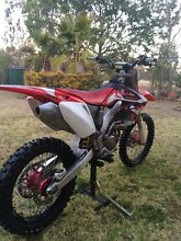 Crf250r 2004 Toowoomba Surrounds Preview