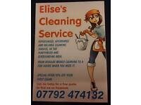 Experienced cleaning service with high standards. All products and equiptment provided!