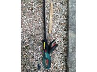 Qualcast Electric Hedge Trimmers, 600 watt - good working order. £30