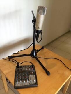 Home Recording Studio Bundle Mooroobool Cairns City Preview