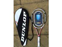 Brand New Dunlop Aerogel 300 Tennis Racket