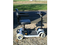 INVACARE Lynx Electric Pavement 4-Wheel Mobility Scooter