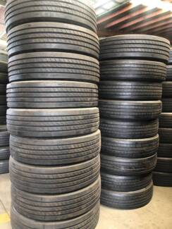 TRUCK TYRE 11/R22.5 Dandenong Greater Dandenong Preview