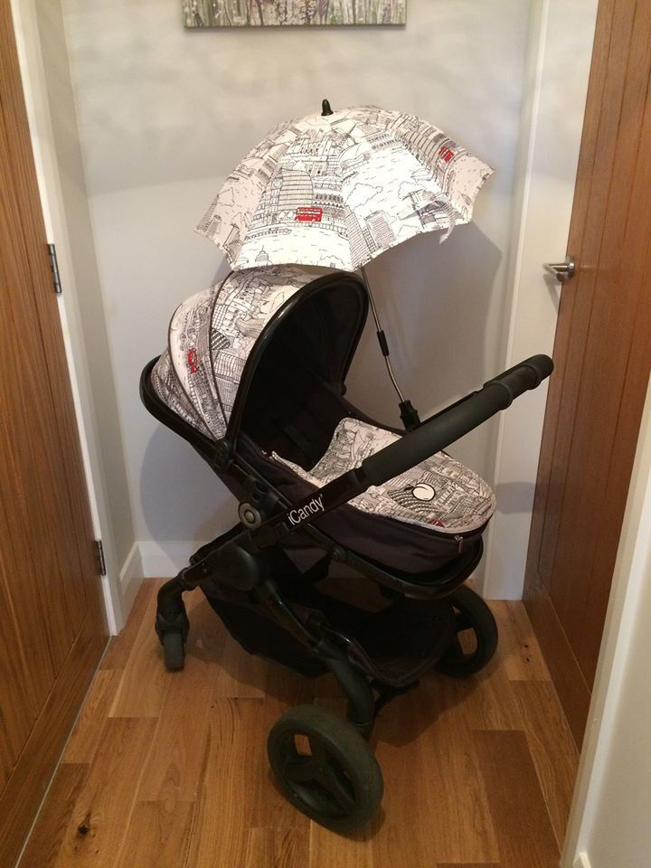 iCandy Peach London Limited Edition Travel System