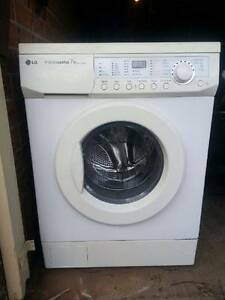 LG Front loader washing machine North Narrabeen Pittwater Area Preview