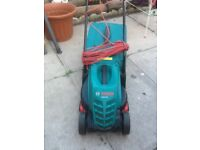 Bosch electric mower rotrak