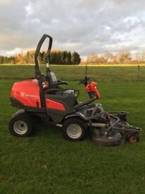 HUSQVARNA P 525D RIDE ON MOWER