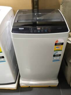 new Front & Top load washers, 2 year warranty