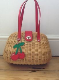 Woven Vintage Style Bag
