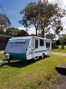 2000 Jayco Freedom Caravan Poptop Bonnells Bay Lake Macquarie Area Preview