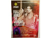 Zumba classes in Amington, Tamworth! get fit for the New Year!