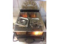 Victorian potatoe oven