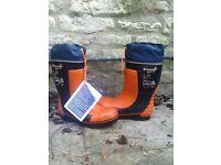 Husquarna 'Light' Chainsaw Boots.