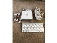 "Mac Mini Late 2009 + 22"" full HD samsung TV"