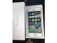 CHEAP N CHEERFUL £170.. - IPHONE SE - EE - GOLD