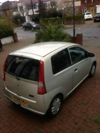 1 owner 1 year Mot Full Service History cheap Insurance and Tax and cheap to run