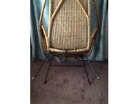 1960's Wicker Chair
