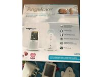 Angelcare touchscreen movement and sound
