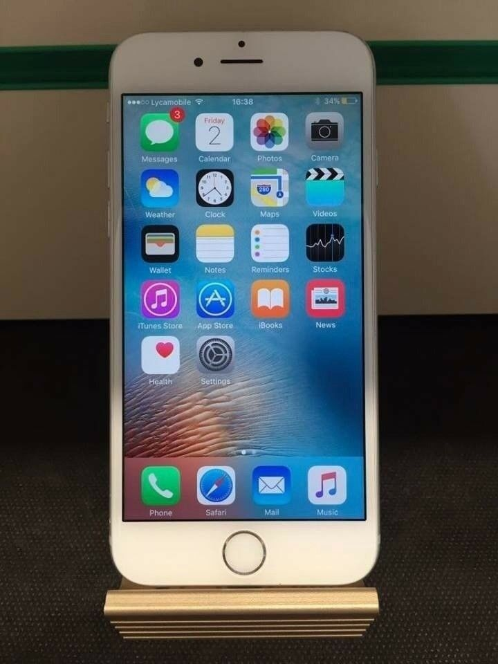 Apple iPhone 6 Plus Unlocked From £270 Receipt Provided