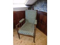 Jenny Lind antique chair